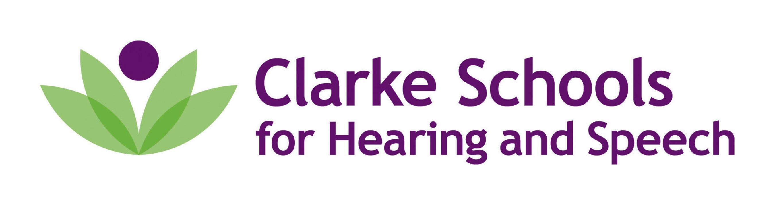 Clarke Schools for Hearing and Speech logo