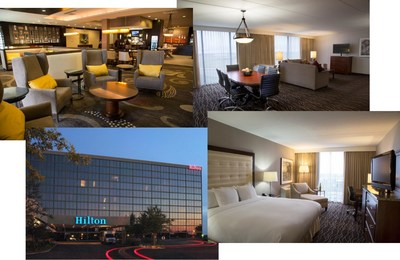 Renovations at Hilton Kansas City Airport Hotel