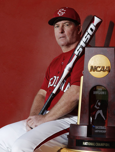 University of South Carolina Head Baseball Coach Ray Tanner Added to Rawlings® Collegiate Lineup