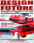 """Chrysler Group's Product Design team announced today details of its third annual Detroit Autorama High School Design Competition. Now bigger and better for 2015, the """"Detroit Autorama High School Design Competition 2015"""" invites participants to look to the future and design a next-generation Dodge brand vehicle for the year 2025, and include a 500-word essay explaining what the Dodge brand means to them. All U.S. public high school students grades 10-12 can turn their artistic talents in to prizes, including a $60,000 scholarship to the College for Creative Studies (CCS), one of the nation's leading art and design schools."""