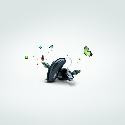 Less effort, more ease: The Phonak Audeo V family of RIC hearing aids