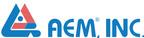 AEM, Inc. logo.
