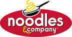 Noodles & Company is growing in the Dakotas through a new franchise development deal with Prairie Pasta Company. Visit www.noodles.com for more information about franchising at Noodles & Company.  (PRNewsFoto/Noodles & Company)