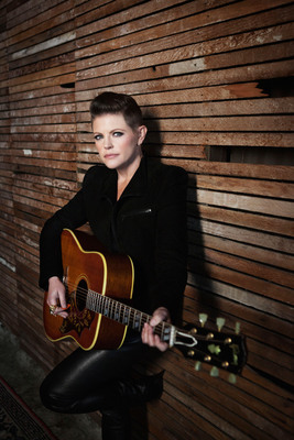 "Natalie Maines' Debut Solo Album, ""Mother,"" Coming Tuesday, May 7. (photo credit: Danny Clinch).  (PRNewsFoto/Columbia Records)"