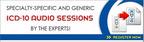 ICD 10 Audio Sessions.  (PRNewsFoto/Audio Educator)