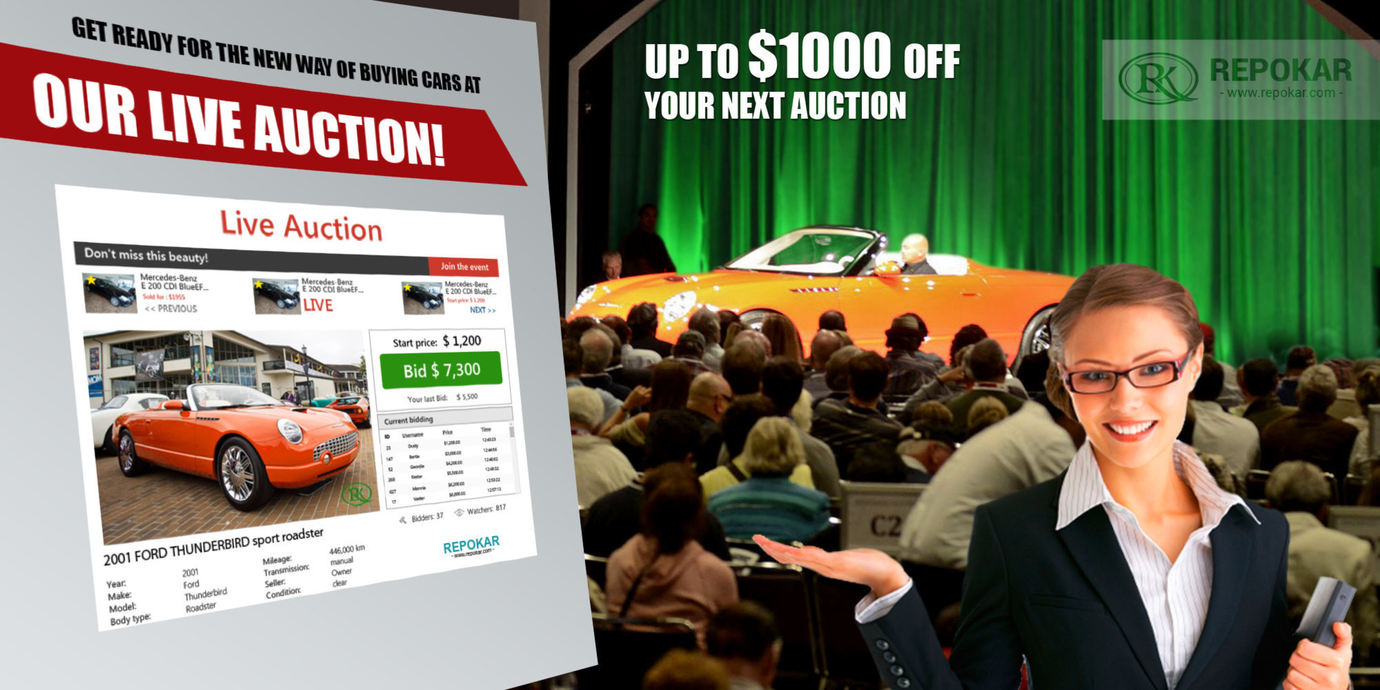 Online Auto Auctions: New Ideas, New Advantages