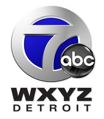 WXYZ-TV logo. (PRNewsFoto/WXYZ-TV)