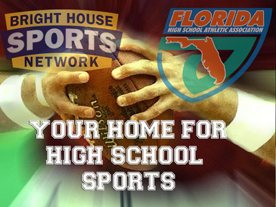 Bright House Sports Network named the official television partner of the Florida High School Athletic Association (FHSAA).  (PRNewsFoto/Bright House Networks)
