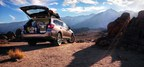 Subaru Invites Visitors to Take Advantage of Free Admission at National Parks on September 27, 2014. (PRNewsFoto/Subaru of America, Inc.)