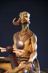"""Objet 3D-printed Thark from """"John Carter"""""""