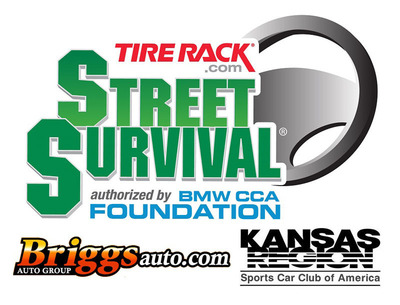 The Tire Rack Street Survival safe teen driving program was developed to further driving knowledge of young drivers. (PRNewsFoto/Briggs Auto Group)