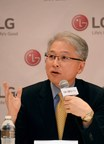 New LG Home Entertainment Company CEO Reveals Business Strategies For 2015