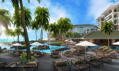 Opening Summer 2017, The Westin Nanea Ocean Villas in Maui, Hawaii has begun confirming reservations.