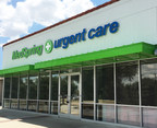 MedSpring Urgent Care in Richardson, TX is the tenth Dallas / Fort-Worth center and 33rd overall with centers in Austin, Chicago and Houston. Locations are open 7 days a week from 9am-9pm. Treatment for a range of illnesses and injuries including digital x-ray and onsite labs. MedSpring Urgent Care provides high-end amenities including free Wi-Fi, snacks and children's activities. Comfortable patient suites include sofas and cable-TV.