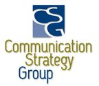 CSG Logo. (PRNewsFoto/Communication Strategy Group)
