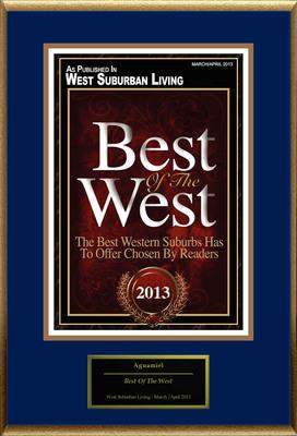"""Aguamiel Selected For """"Best Of The West"""".  (PRNewsFoto/Aguamiel)"""