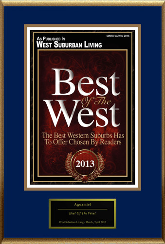 Aguamiel Selected For 'Best Of The West'
