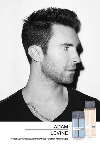 Adam Levine To Debut His Own Signature Fragrance For Men And Women, Adam Levine, Exclusively At Macy's. (PRNewsFoto/Adrenalina Inc) (PRNewsFoto/ADRENALINA INC)