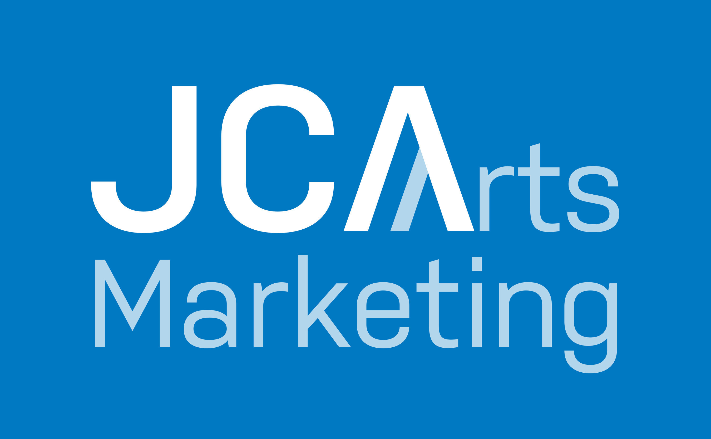 JCA Launches New Division for Arts Marketing