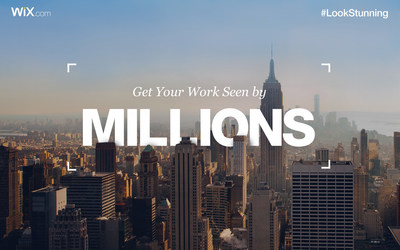 Get your work seen by millions