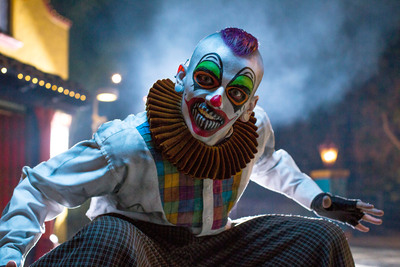 "Knott's Berry Farm's legendary Halloween Haunt recognized as one of the ""Best Halloween Events"" in Amusement Today's annual poll.  (PRNewsFoto/Cedar Fair Entertainment Company)"