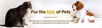 """Rachael Ray Nutrish launches """"Fur the Love of Pets,"""" a new blog celebrating furry family members."""