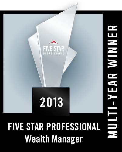 Four Year Winner: Lloyd Lowe Sr.(PRNewsFoto/LD Lowe Wealth Advisory)