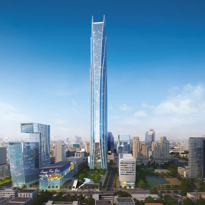 "Grand Canal Land PCL (G LAND) launches ""The Super Tower"" as the world's TOP TEN highest skyscrapers at 615 meters tall with 125 floors. This aims to be ASEAN's new economic hub."