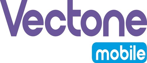 Vectone Mobile Logo (PRNewsFoto/Vectone Mobile) (PRNewsFoto/Vectone Mobile)