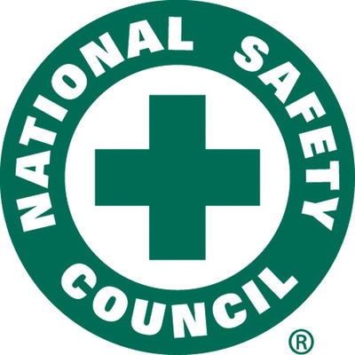 The mission of the National Safety Council is to save lives by preventing injuries and deaths at work, in homes and communities and on the road through leadership, research, education and advocacy. (PRNewsFoto/National Safety Council) (PRNewsFoto/)