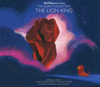 Lion King cover art (PRNewsFoto/Walt Disney Records)