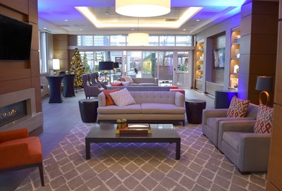 One Light Luxury Apartments - Club Room