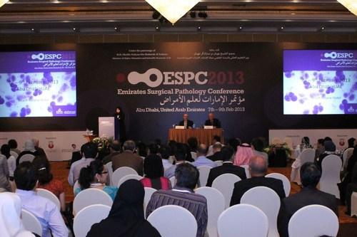 Dubai Hosts The 27th Annual Meeting of The Arab Division of The International Academy of Pathology (IAP-AD) and  ...