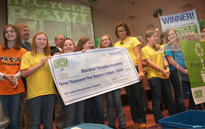 Keep America Beautiful Announces America's School Recycling Champions
