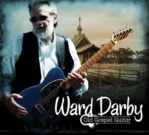 "After years of songwriting, recording and performing, Ward Darby reaches back to his earliest roots on his new album, ""Old Gospel Guitar"". A collection of electric guitar interpretations that have been among Darby's favorites since he began playing and singing gospel music in his boyhood church in West Virginia. This 16-track CD will be released in the U.S. on 11/27/12. Visit www.warddarby.com for ordering details and a free download!  (PRNewsFoto/Dar Bee Music)"