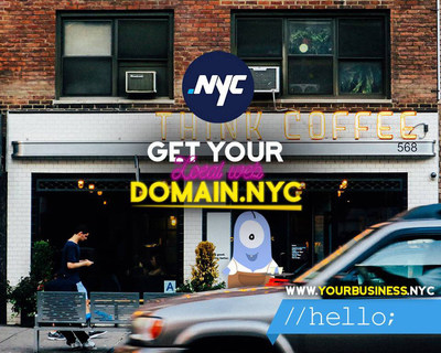 Your .nyc domain