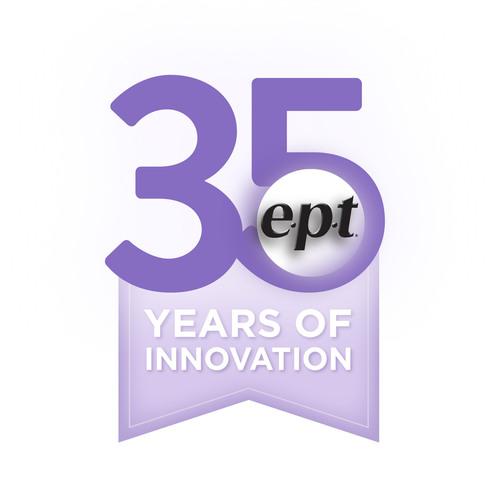 e.p.t Celebrates 35th Birthday of the Home Pregnancy Test.  (PRNewsFoto/INSIGHT Pharmaceuticals, LLC)