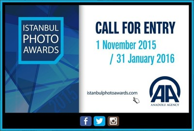 "Promotion Fund of the Turkish Prime Ministry and the Turkish Cooperation and Coordination Agency are the sponsors of the event while Turkish Airlines is the contest's official carrier. Detailed information about the contest is available on ""istanbulphotoawards.com"". Twitter  www.twitter.com/IstPhotoAwards , Facebook  www.facebook.com/IstanbulPhotoAwards , Instagram  https://www.instagram.com/istanbulphotoawards/ (PRNewsFoto/Anadolu Agency) (PRNewsFoto/Anadolu Agency)"