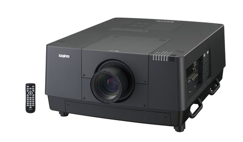 SANYO PLC-HF15000L Large Venue Projector Produces Best-in-Class Brightness at 15,000 ANSI Lumens