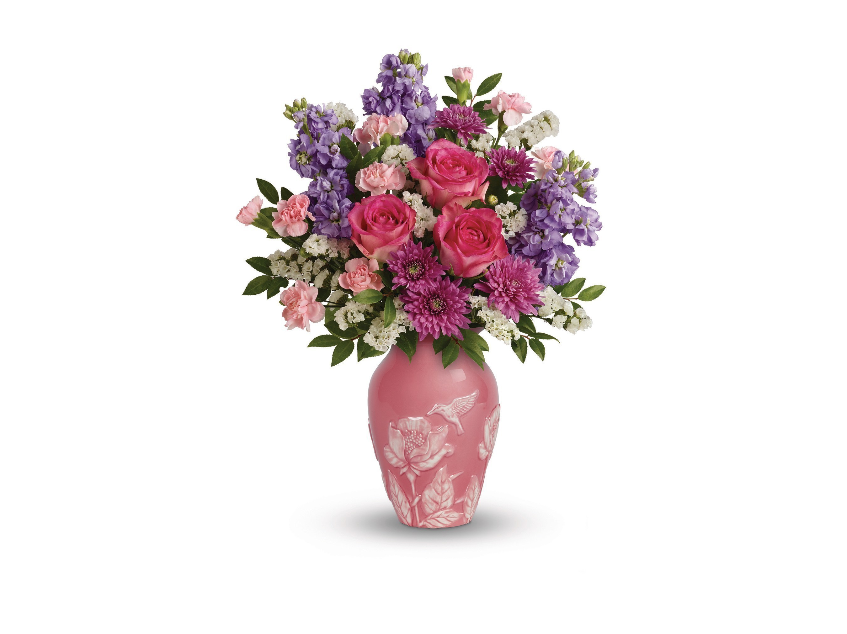 Teleflora's New Love and Joy Bouquet for Mother's Day 2016