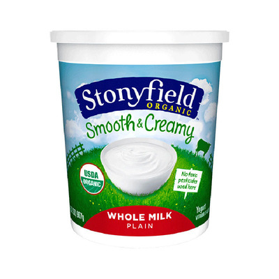 New scientific study reveals organic dairy is more nutritious.  (PRNewsFoto/Stonyfield)