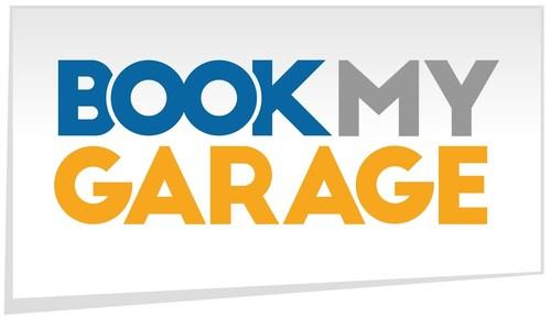 Book My Garage logo (PRNewsFoto/BookMyGarage.com)