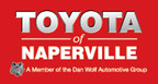 Toyota of Naperville touts SUV lineup