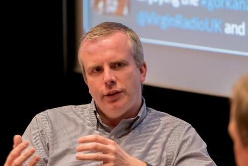 Virgin Radio UK's programme director, Liam Thompson (PRNewsFoto/Gorkana)