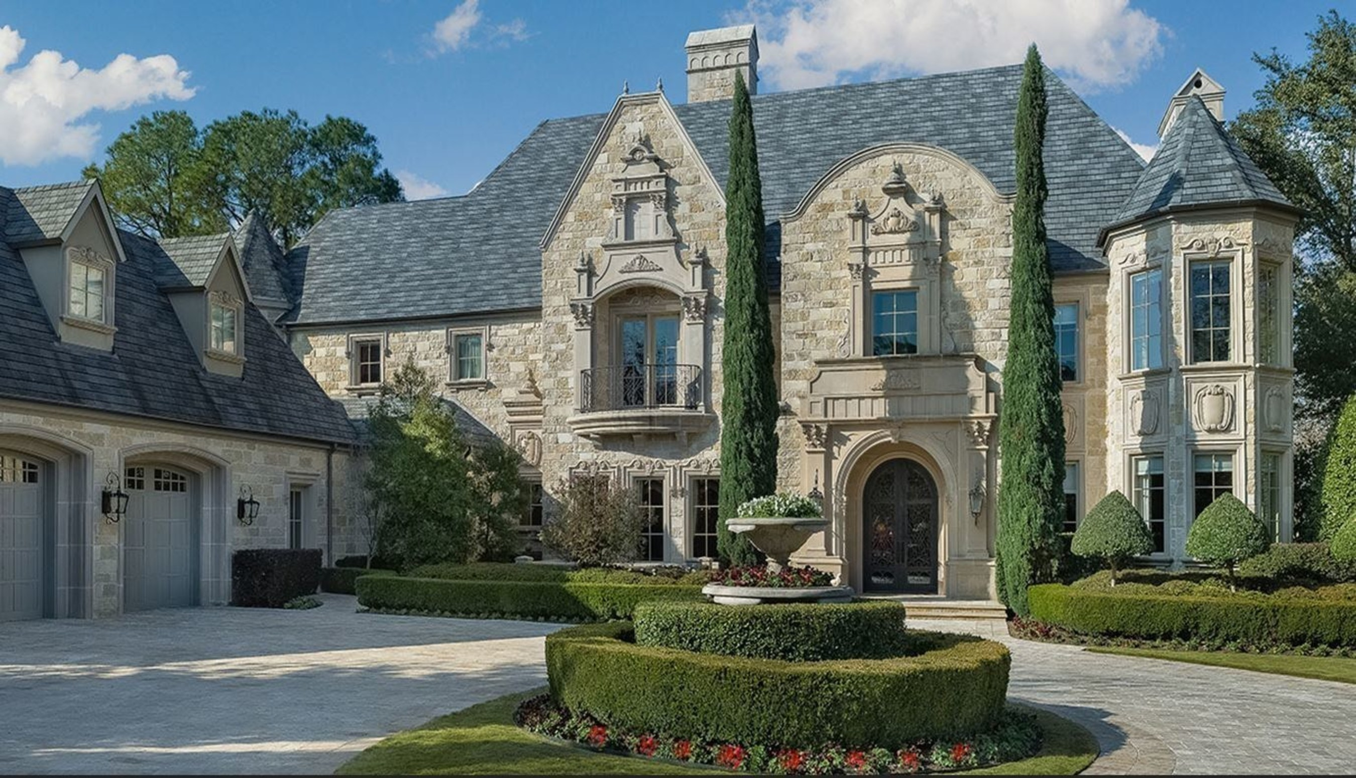 Dual Auctions Announced for Texas Luxury Estates by DeCaro Luxury Auctions