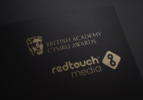 Red Touch Media and BAFTA.  (PRNewsFoto/Red Touch Media)