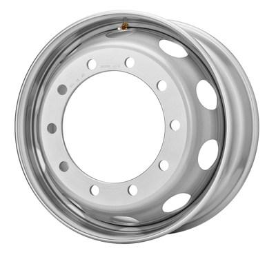 Maxion Wheels Launches Gen34 -- the Lightest Truck OEM Steel Wheel in the European Market