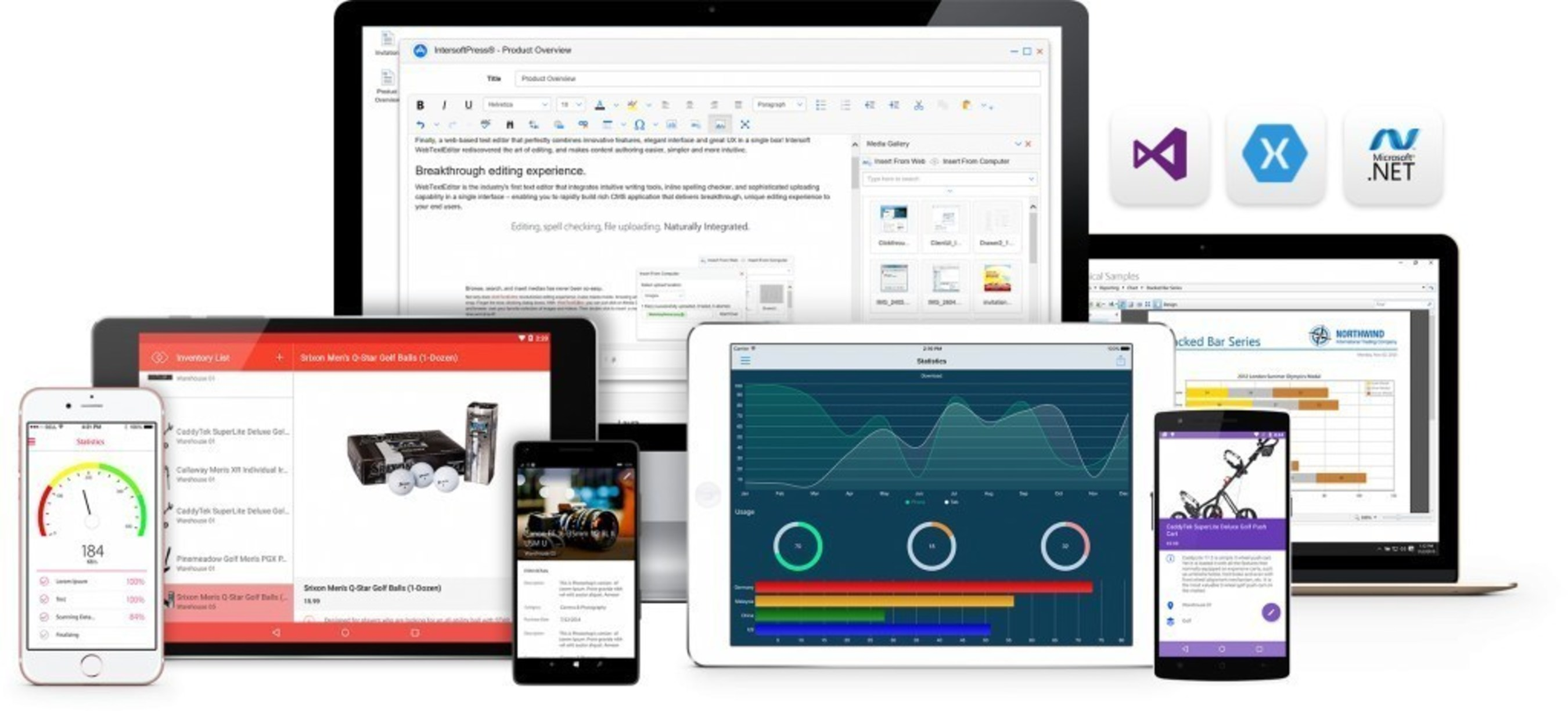 Intersoft Releases Premier Studio 2016 with Massive New Features for the Web, Mobile and Desktop