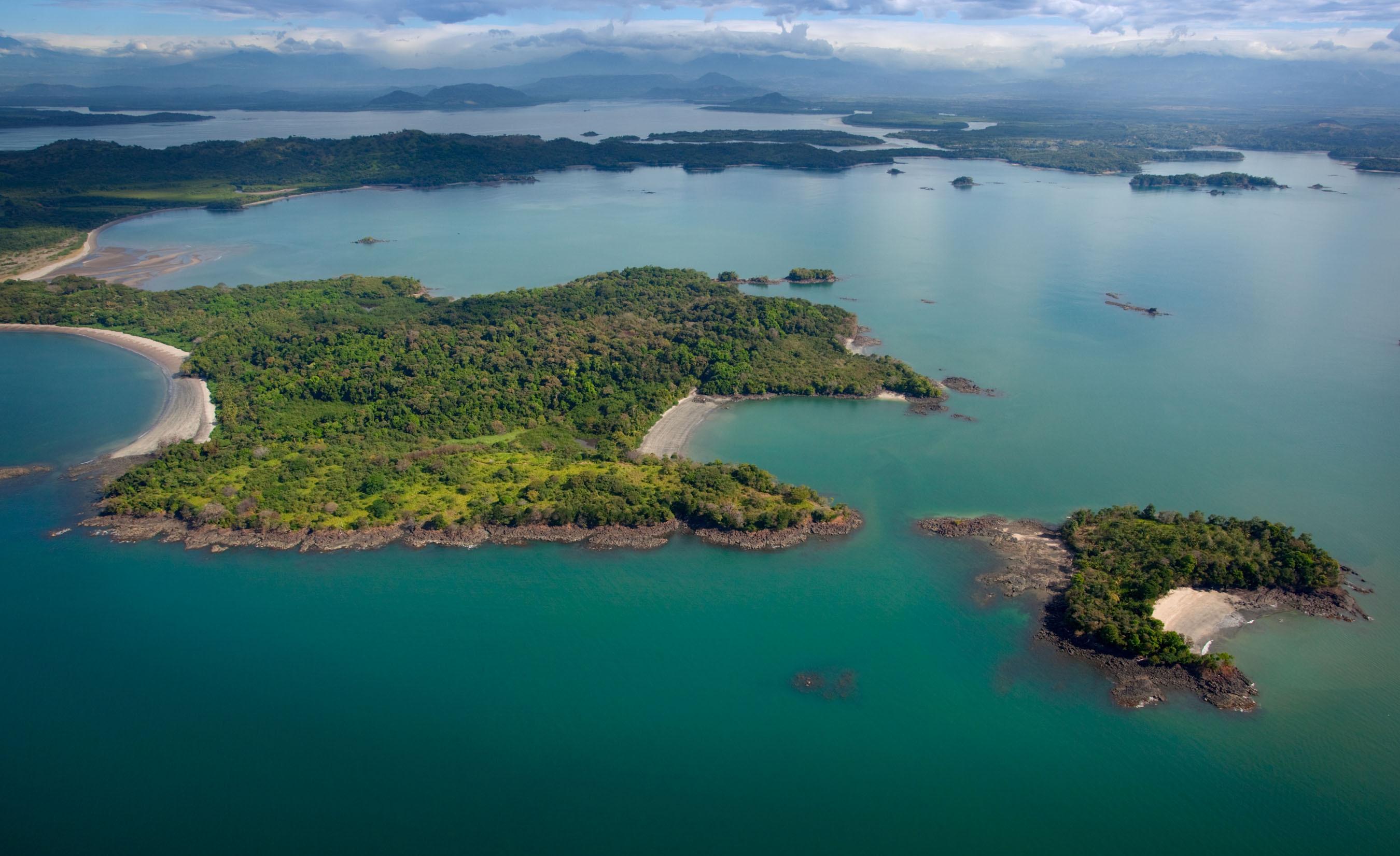 Isla Palenque in the Gulf of Chiriqui.  (PRNewsFoto/The Resort at Isla Palenque)