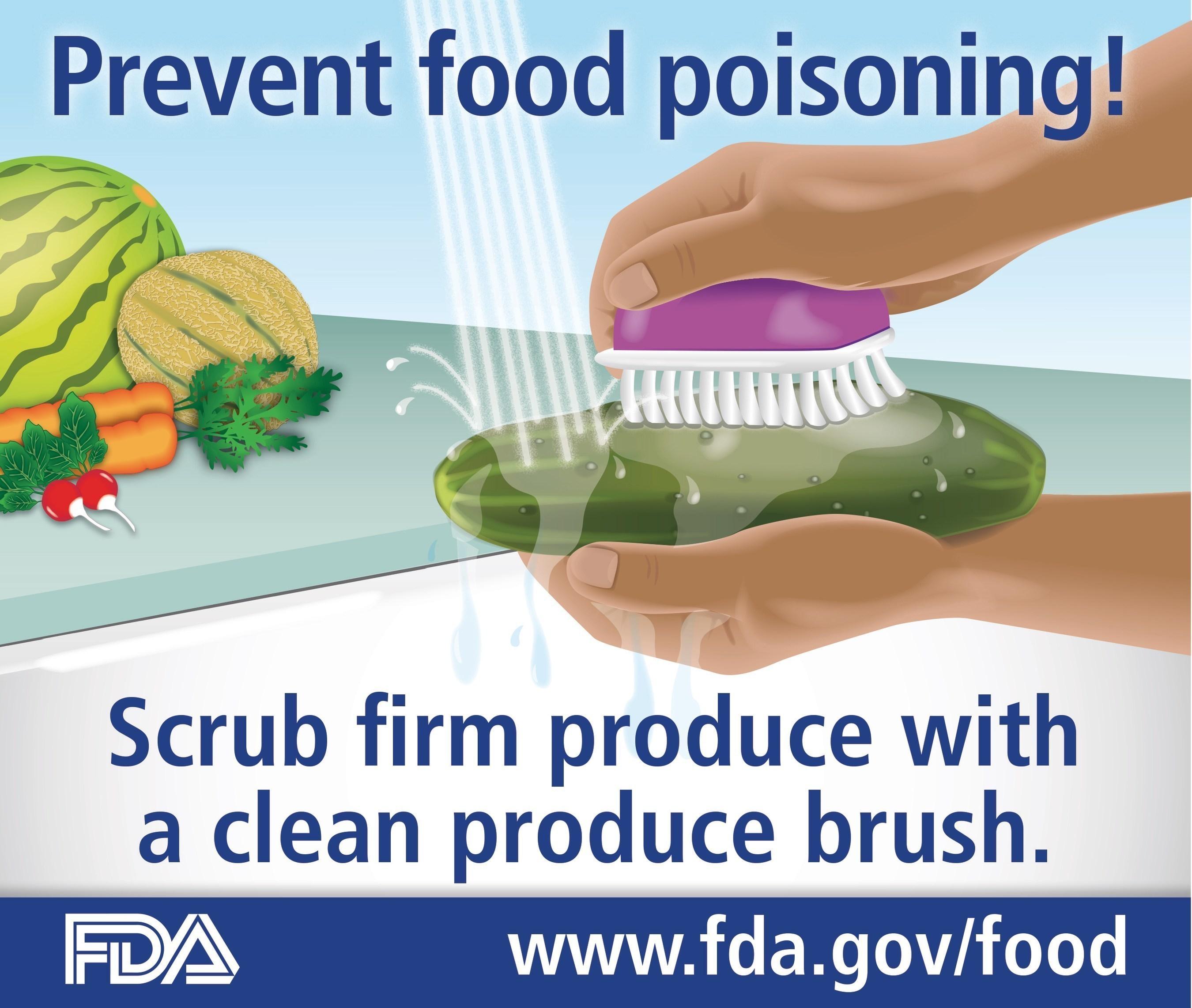 Frutas, verduras y zumos recién exprimidos: manéjelos en forma segura